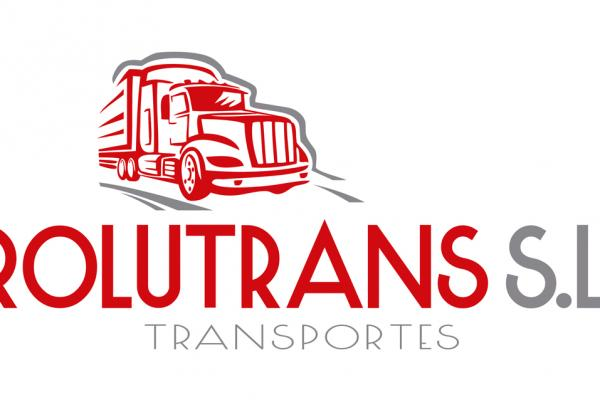 Logotipo Rolutrans Transportes